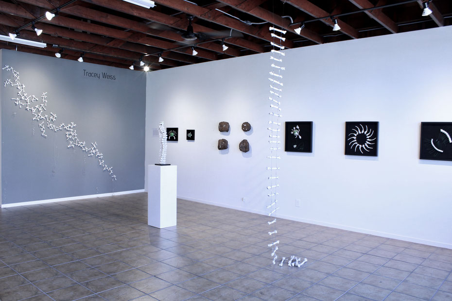 Installation View at SoLA Gallery, Los Angeles. Sept-Oct 2018