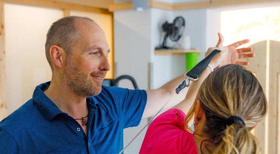 Behandlungskonzept und -methoden in der Physiotherapie Bichler