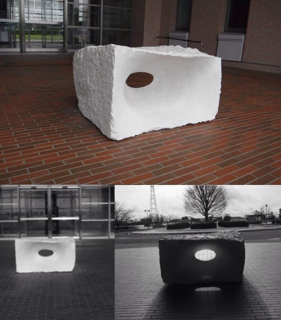Un nuage carré 石巻専修大学 2012