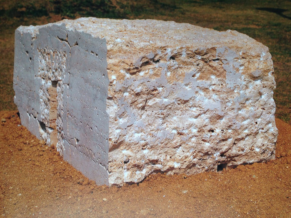cross・cross 石の彫刻コンクール 最高賞受賞 2000