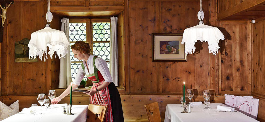 Restaurant Turmwirt Gufidaun Klausen - Ristorante Turmwirt Gudon Chiusa - Gourmet Südtirol