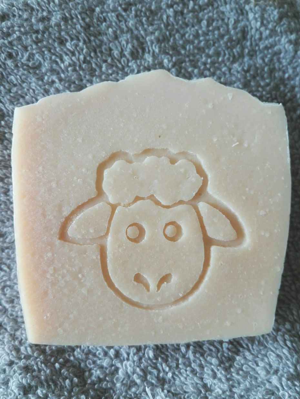Schafmilchseife