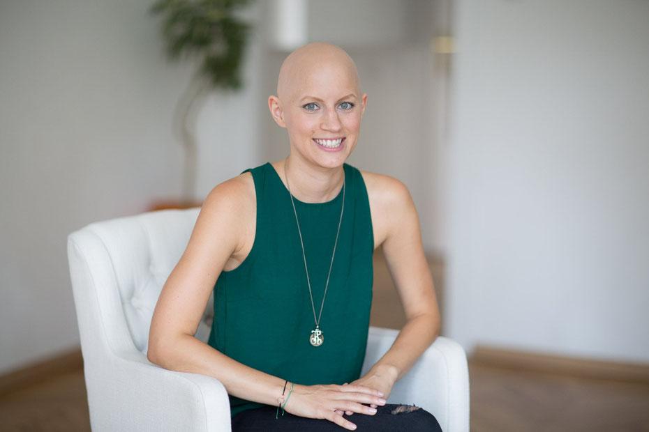 Katharina Mühl mein Leben mit Alopecia Areata, kreisrundem Haarausfall