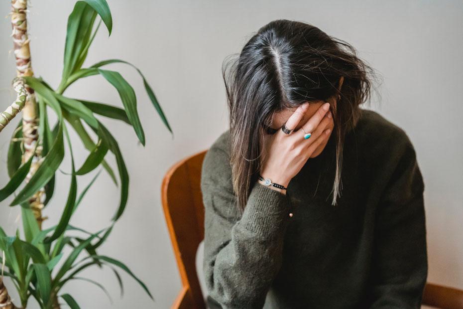 Schuldgefühle zerstören das Selbstwertgefühl und können krank machen
