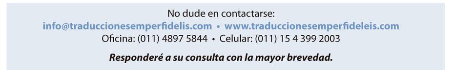 Áreas de especialización: Ciencia Comercio Derecho Economía/Finanzas Educación Industria Medicina Política Publicidad Seguros Tecnología Turismo