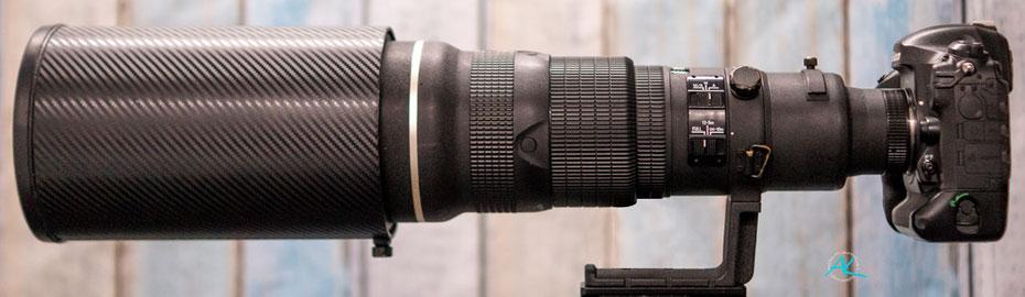 Nikon AF-S Nikkor ED 500mm 1:4 D