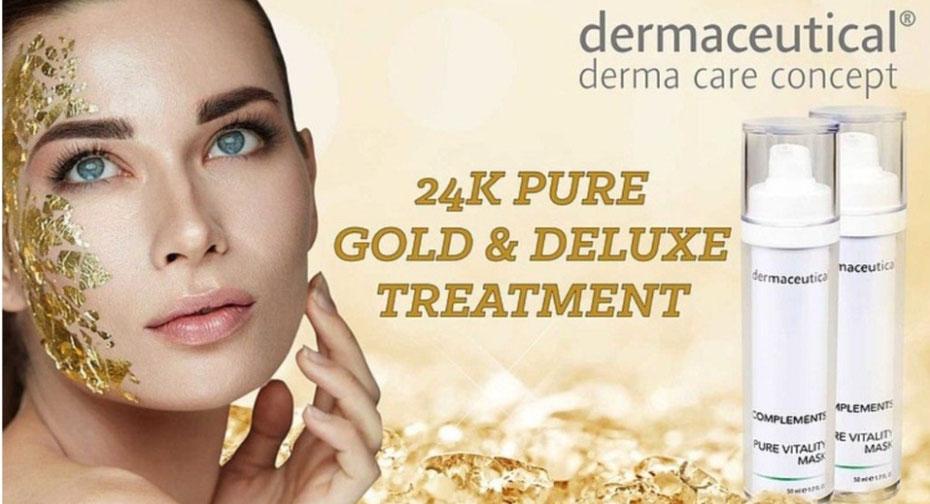 Dermaceutical Derma Care Concept