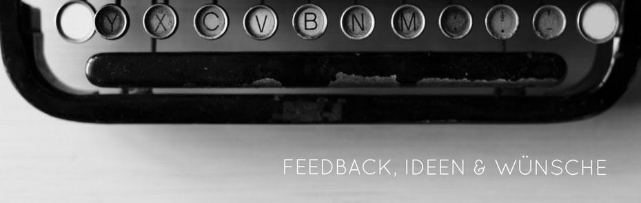 Feedback, Wünsche und Ideen zu Uhren, Sonnenbrillen und NOVS