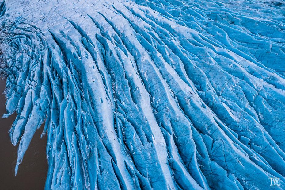 Ein Gletscherüberflug, den ich so schnell nicht vergessen werde… (B1603)