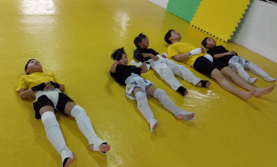 奈良県奈良市のteamYAMATO奈良新大宮支部には京都、天理からも練習参加されています。