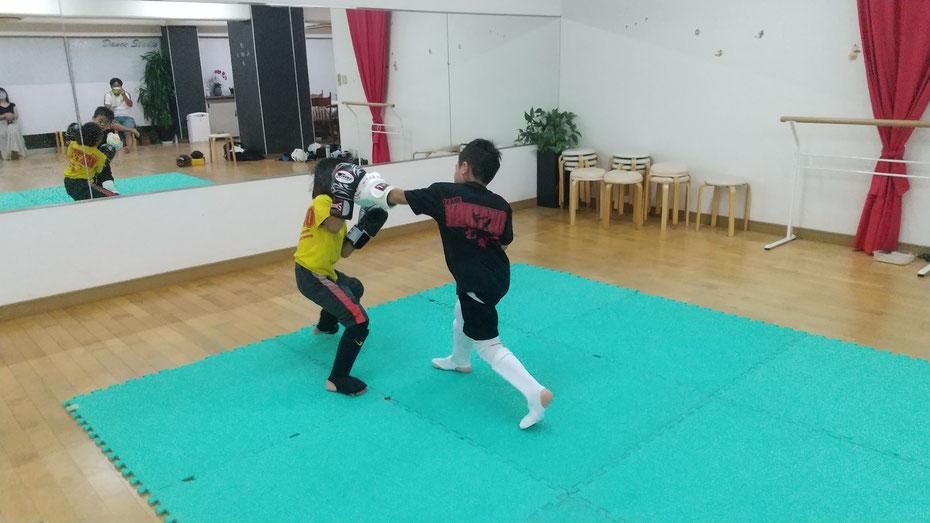 京都府、生駒市、奈良市、天理市、大和郡山市からキックボクシングの練習に来てます。teamYAMATO奈良北支部【西大寺】最高