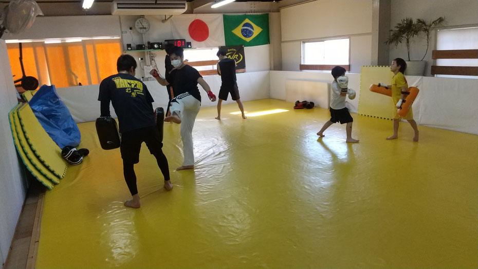 奈良でキックボクシングするならteamYAMATO奈良北支部【新大宮】