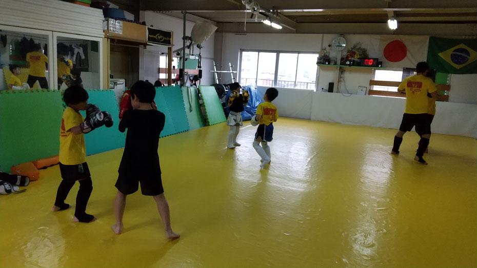 奈良県奈良市なので、大和郡山市、生駒市、天理市、京都からもteamYAMATO奈良新大宮支部に来られてます。