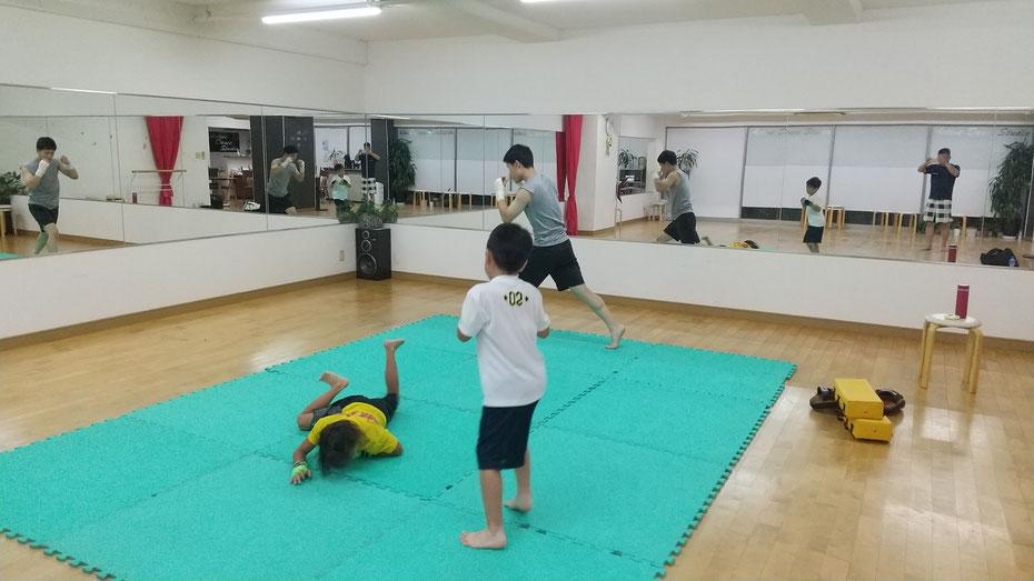 teamYAMATO奈良北支部【西大寺】でキックボクシングの練習してます。奈良市、生駒市、天理市から近いです。