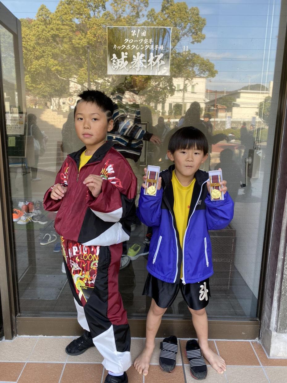 キックボクシングをするならteamYAMATO奈良新大宮支部。グローブ空手、キックボクシングの試合に出ています。
