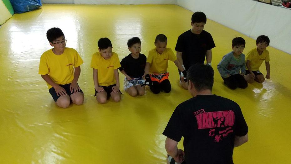 キックボクシングはもちろん、空手、柔道、少林寺拳法、日本拳法、ボクシング、極真カラテ経験者大募集。