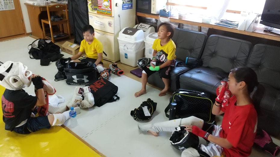 中の良いteamYAMATO奈良北支部【新大宮】、キックボクシングを通じて教育。