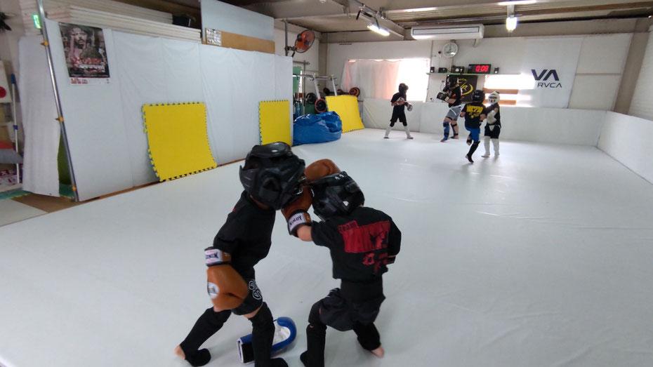 奈良県でキックボクシングをするならK-1アマチュア公認ジムのteamYAMATO。