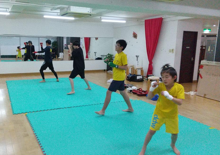 キックボクシングteamYAMATO奈良北支部【西大寺】でダイエットと健康と痩身をゲット。