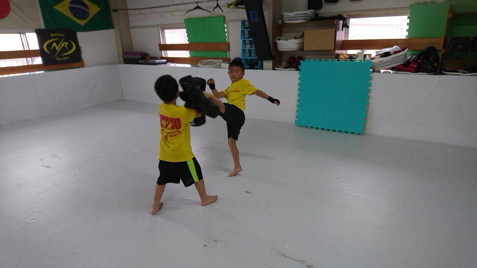 K-1 キックボクシング 奈良 新大宮支部 格闘技するならteamYAMATO奈良新大宮支部