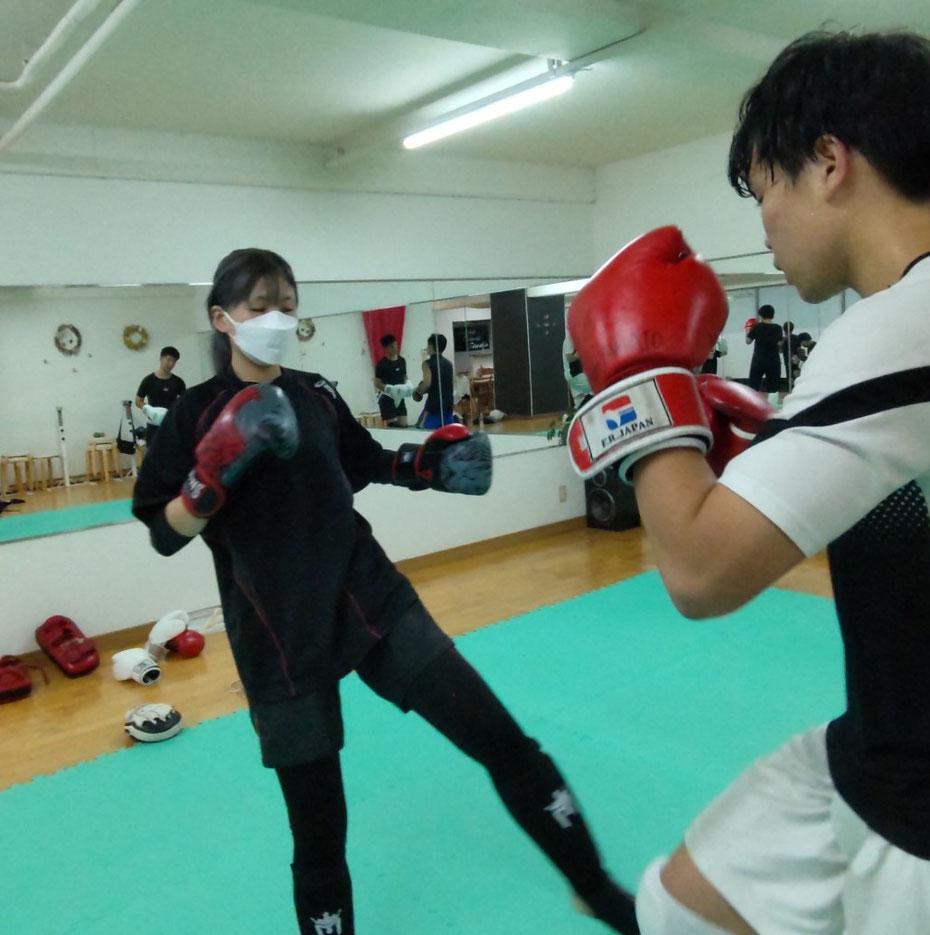 奈良県でキックボクシングをするならK-1アマチュア公認ジムのteamYAMATO奈良北支部【西大寺】