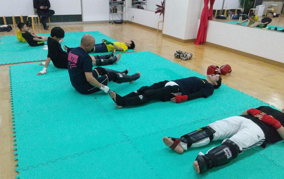格闘技経験者、空手、柔道、その他スポーツ経験者募集中。