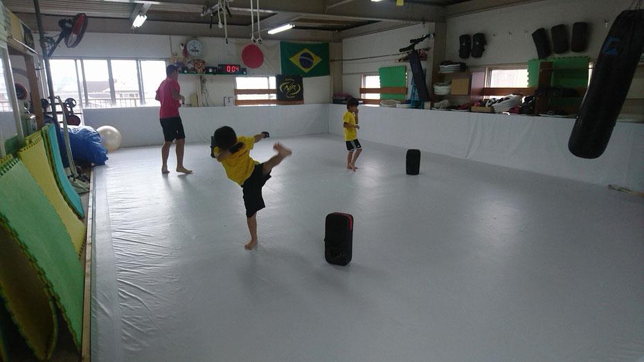 奈良県 奈良市 キックボクシング teamYAMATO奈良新大宮支部 カラテからキックボクシングへ