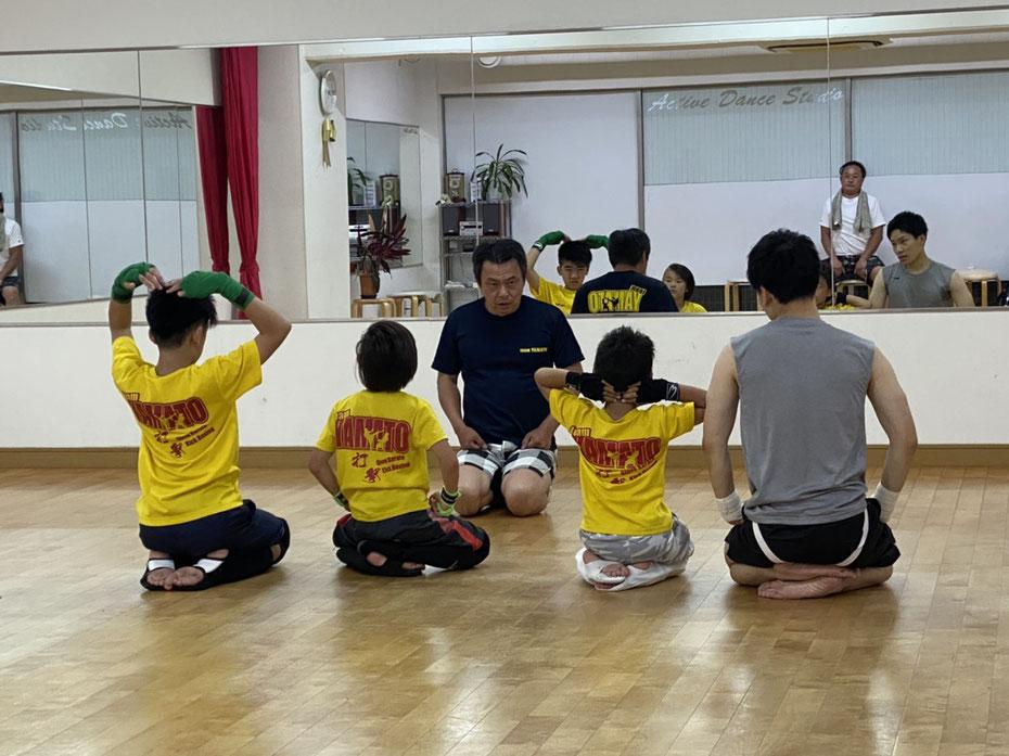 奈良県奈良市で格闘技、キックボクシング、グローブ空手、カラテするならteamYAMATO奈良北支部【西大寺】です。