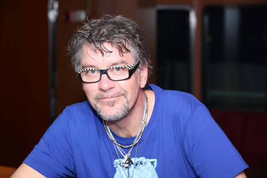 Tomas Bodin auf der NCL Norwegian Pearl