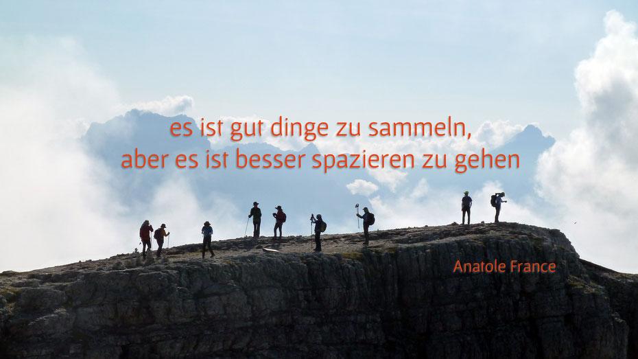 Wandern, Bergwandern, Trekking, Wanderreisen