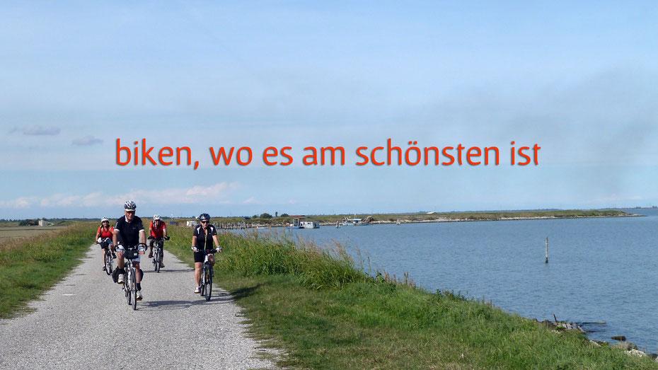 Radeln, Radtouren, Radreisen, Radfahren