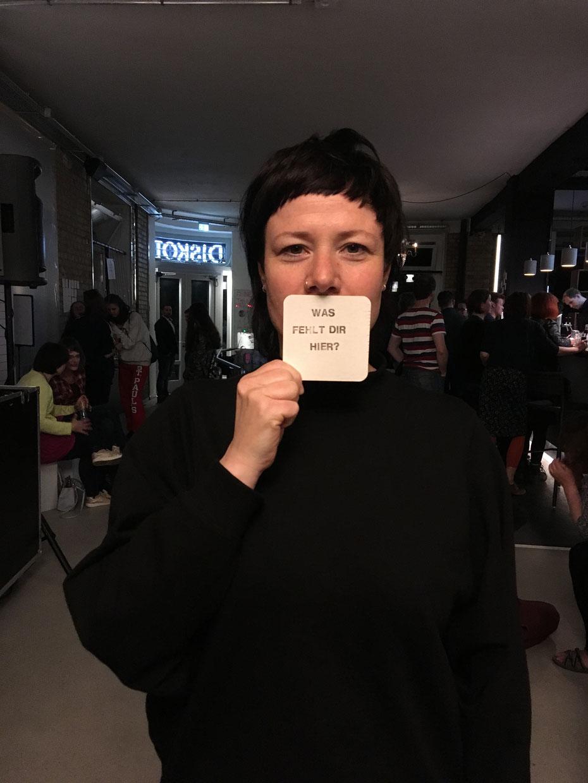 "Swantje Nölke: ""Entscheider."""