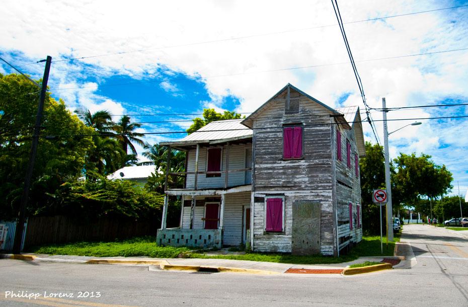 """Welcome to Margaritaville: Key West ist anders, bunter, schriller, relaxter. Der perfekte Ort für ein paar schöne Stunden am Strand und ein paar kühle Drinks. Sah schon der """"Alte Mann"""" Hemmingway so und ließ sich hier eine Weile nieder."""