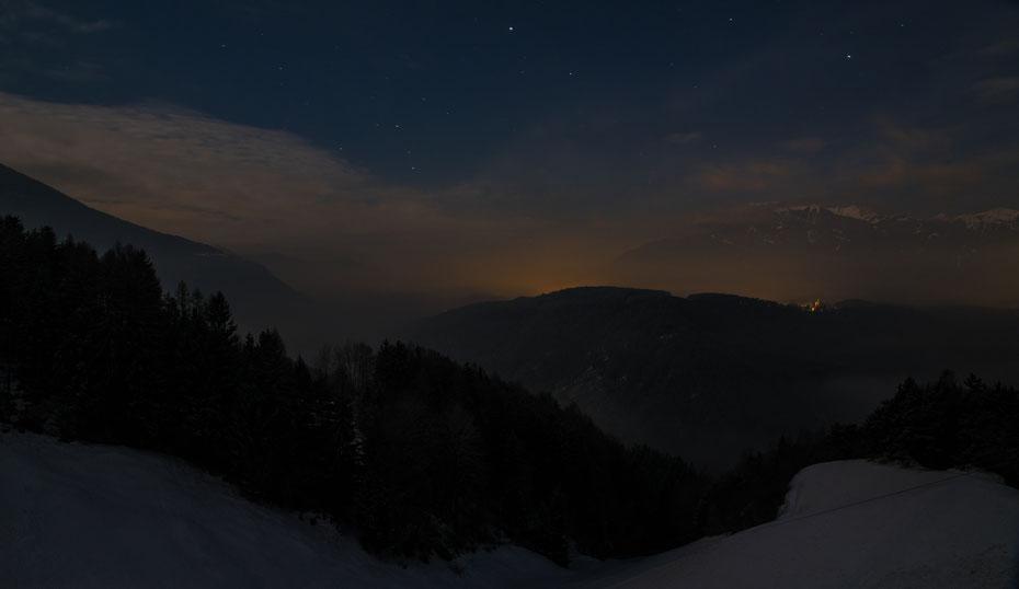Südtirol - und für das Bild musste ich nur auf den Balkon unserer Ferienwohnung. [03-03-2018]