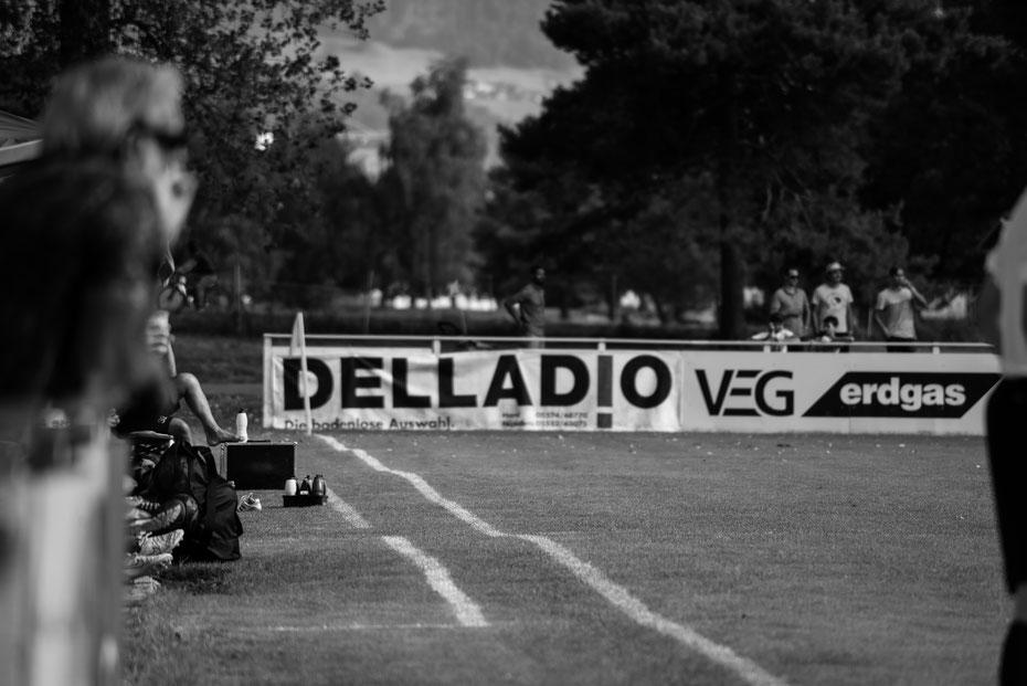 Berg- und Talfahrt... so könnte man auch die derzeitigen Ergebnisse des FC Hard in der österreichischen Regionalliga West beschreiben. [Waldstadion Hard, 26.08.2017]