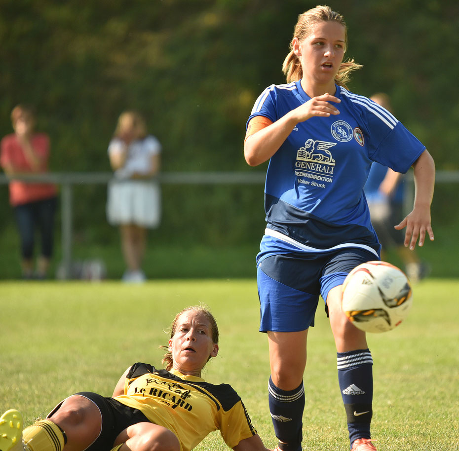SG Owingen-Billafingen/Bonndorf - SV Worblingen 5:4 [Ladies Local League Bodensee, 2016/2017]