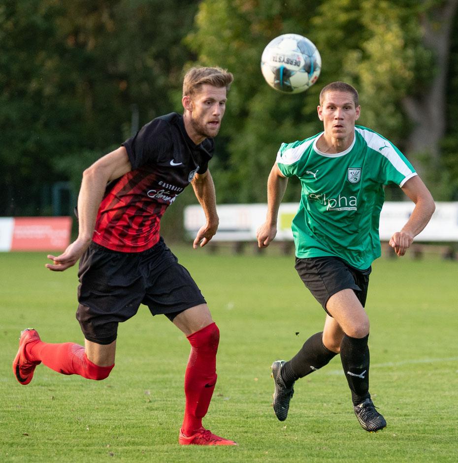 Auch im abschließenden Gruppenspiel zwischen der TSG Ailingen und dem SV Deggenhausertal gab es keinen Sieger - das Los musste über die Qualifikation für das Endturnier entscheiden...