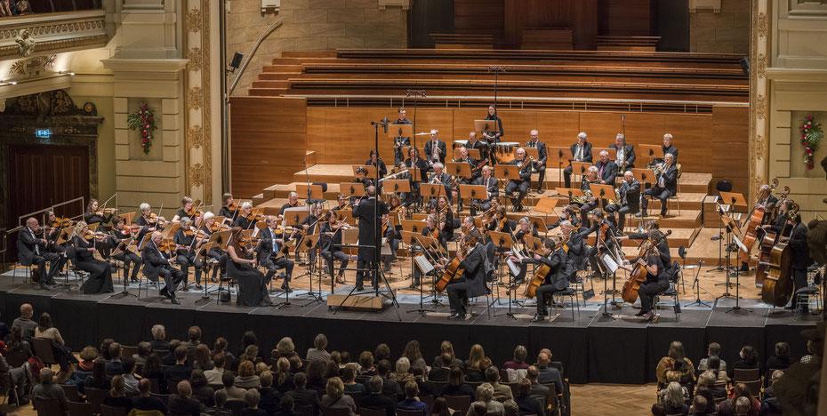 Stadthallenkonzert März 2019 - Offenbach | Tschaikowski | Schumann