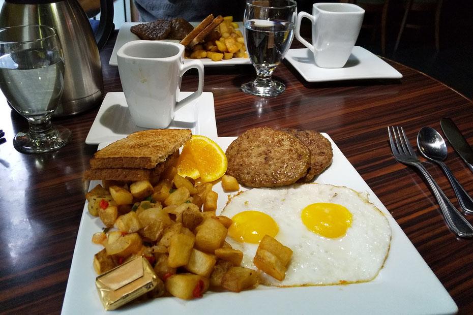 ホリデイ・イン・カフェ 朝食