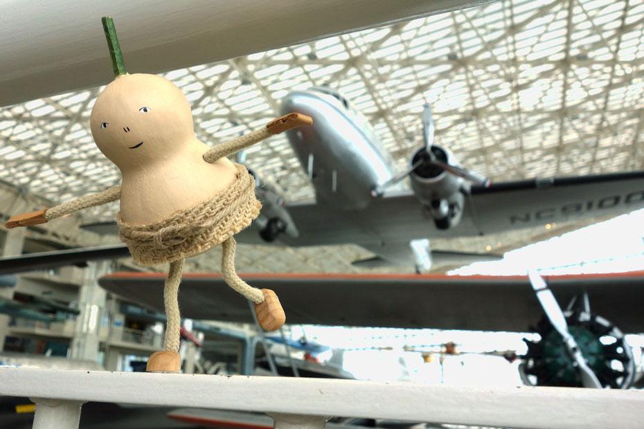 ボーイング社航空博物館