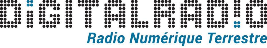 DAB+ radio numérique terrestre, digitalradio, logo RNT