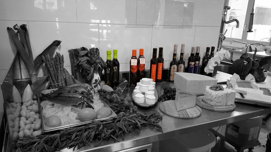 Weltbeste Olivenöle Schweiz - kombiniert mit hervorragendem Food - Gasthaus zum Ochsen in Grosswangen - Master of Olive Oil