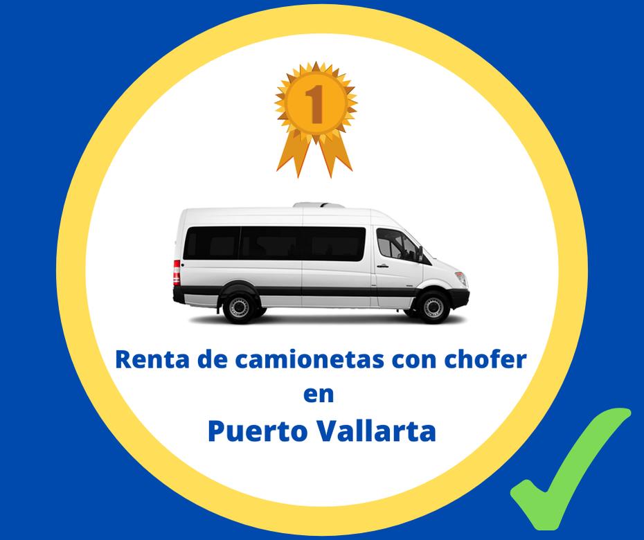 Renta de camionetas con chofer Puerto Vallarta