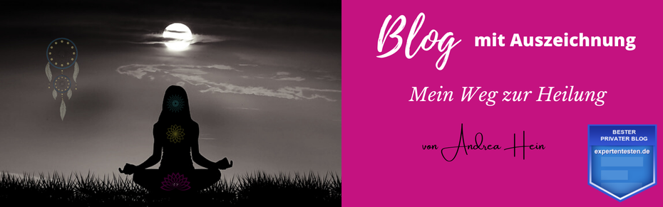 Blog Persönlichkeitsentwicklung, Spiritualität und Selbstheilung