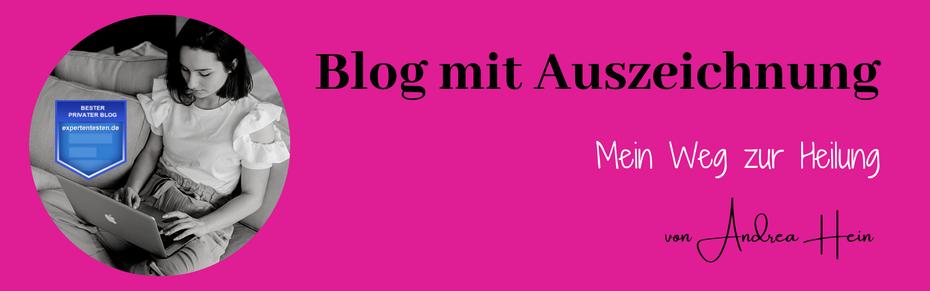 Blog - Selbstheilung Borderline, Depressionen, Ängste, Sinn- und Identitätskrise etc.