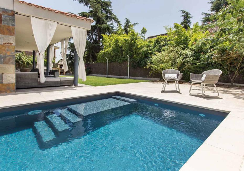 Rivestimenti interni in PVC per piscine