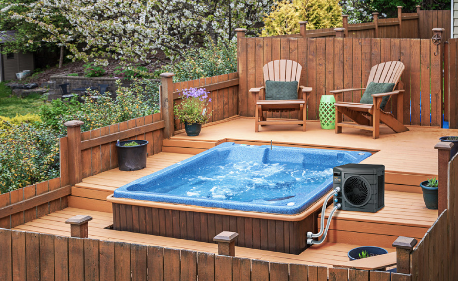 Pompe di calore per piscine di piccole dimensioni