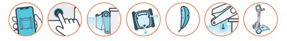 Robot per piscine Dolphin S 300