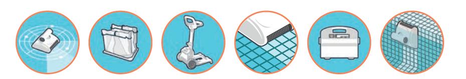 Robot per piscine Dolphin Sprite C