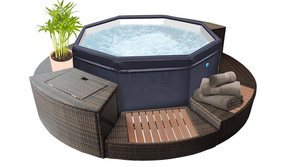 Vasche Spa e benessere